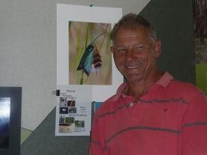 Steve Prothero, joint winner.