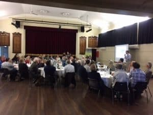 Climate smart Farming event a great success.